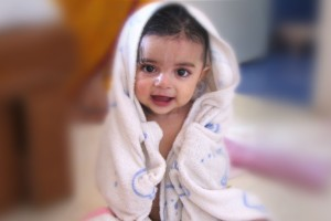 Open copyright picture of child